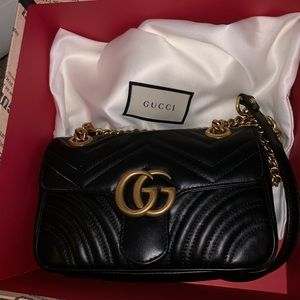 Handbags - Gucci marmont mini